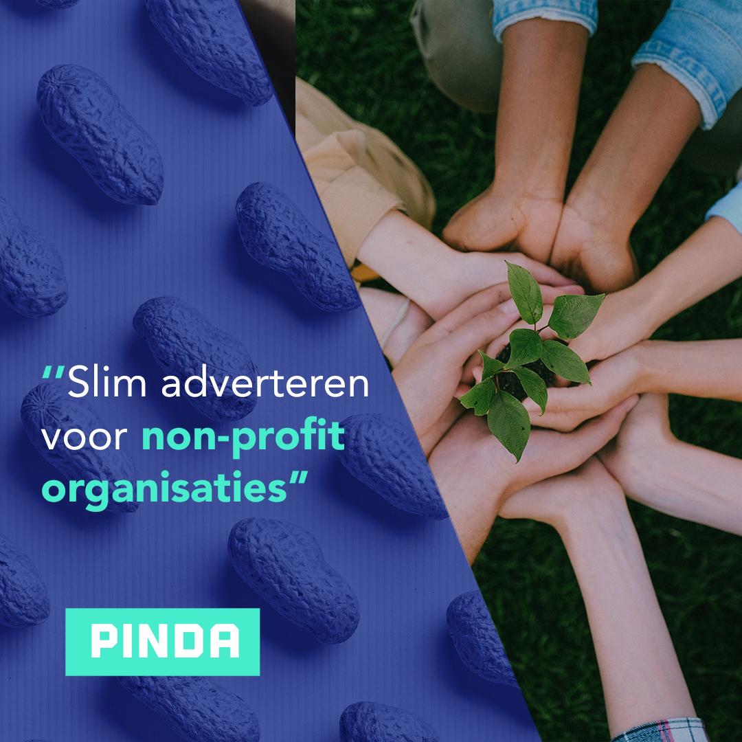Slim adverteren voor non-profit organisaties <p style=