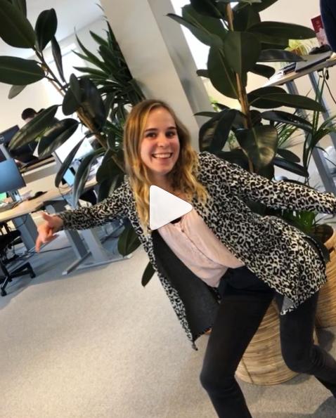 Welkom Laura! Onze nieuwe Social Media Marketeer